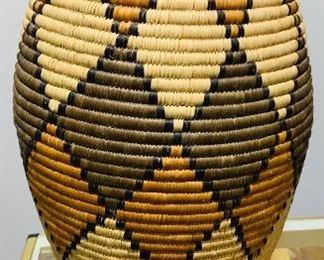 Beautiful Handmade Zulu Basket
