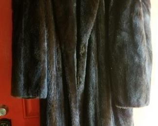 Mink coat by Black Opal
