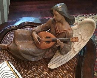 Large Lladro angel