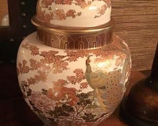 Satsuma urn