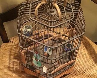 Asian birdcage