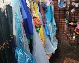 Fairytale Costumes and Retired Rentals 75% off