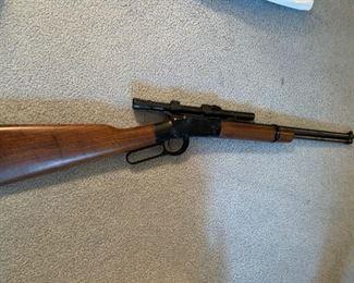 Ithaca arms single shot 22 caliber