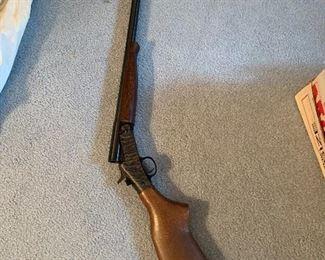 New England arms single shot 12ga