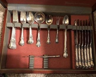 Towle Old Master Sterling Flatware