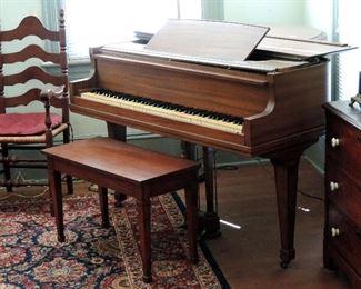 1930'S BABY GRAND PIANO