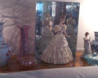 Porcelain collectables