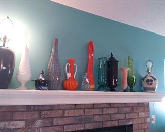 Deco art glass