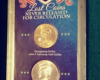 LOST COIN SET