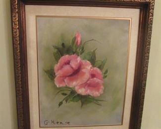 Original Framed Paintings