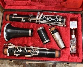 Musical Instruments - Clarinet