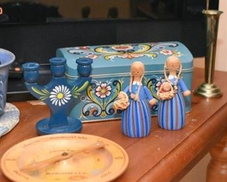 Swedish Dolls, Folk Art & Decor