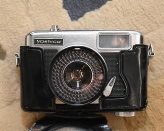 Yashica EZ-Matic Camera