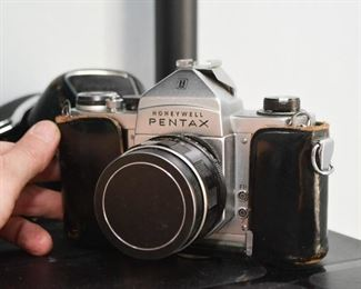 Honeywell Pentax Camera