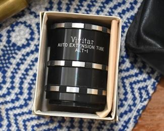 Vivitar Auto Extension Tube - Camera Accessories