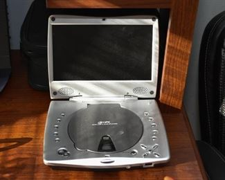 Travel DVD Player
