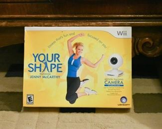 Wii Your Shape