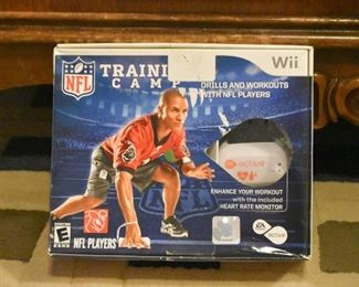Wii Training Camp