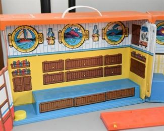 Vintage Barbie Dolls - Barbie Dream Boat Play Set