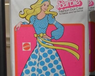 Barbie Fashion Doll Case