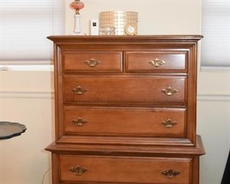 Highboy Chest of Drawers
