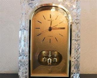 Seiko Clock Lot #: 33