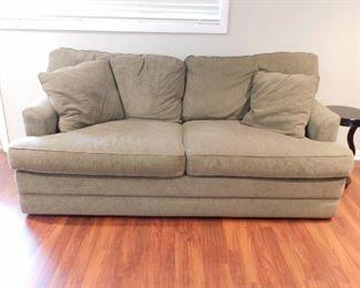 La-Z-Boy Sleeper Sofa By Oskar Huber Lot #: 68