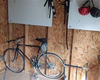 Peugeot Bike And Bike Accessories Lot #: 80