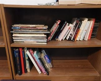 Books And Magazines Lot #: 93