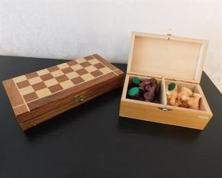 Chess Pieces. Lot #: 101