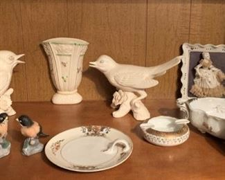 Variety of Antique and Vintage Collectibles