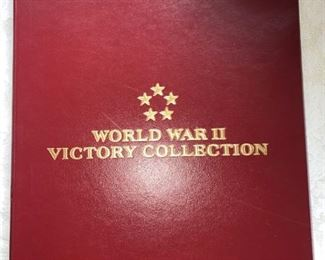 Huge Stamp  Collection!!! World War II Collection