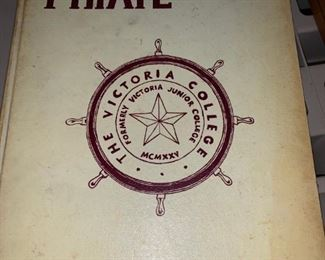 Pirate 1962 Yearbook