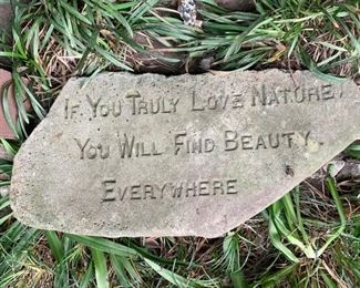 Large Rock - If you love nature you will find beauty everywhere :)