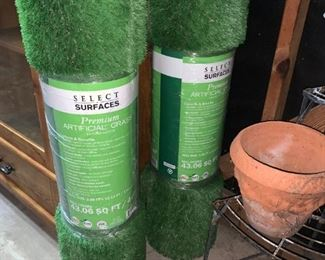 NEW Artificial Grass! Roll of 3'x 10'