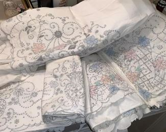 Lovely Vintage Sheets
