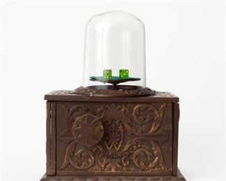 2: Antique Trade Stimulator 5-Cent Dice Dome
