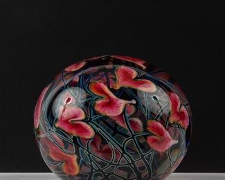 40: John Lotton Magnum Art Glass Paperweight
