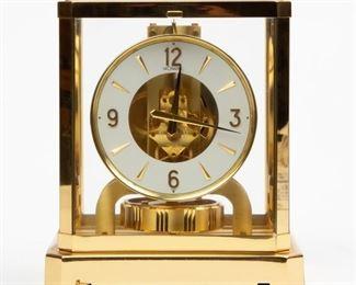 125: LeCoultre Atmos Mantel Clock, Caliber 528-8
