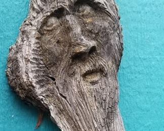 Unique wooden art