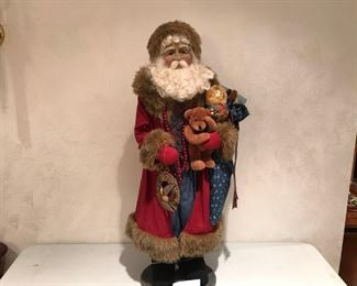 001 Karen L. Haskell Santa Clause