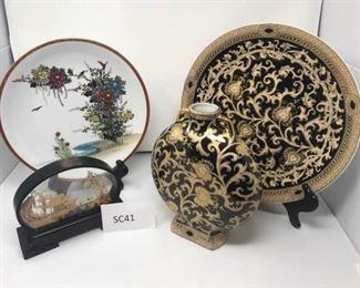 An Asian Origin Collection