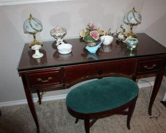 Vintage 20th Century Empire Rway Furniture Table