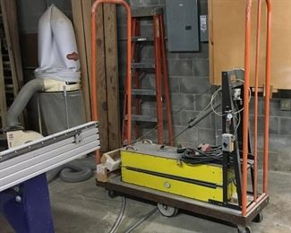 dust collector bender