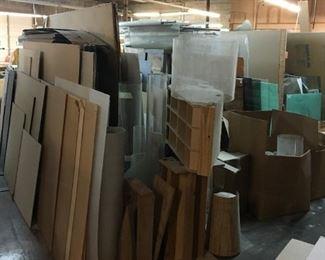 material rack