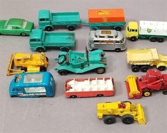 Lesney cars