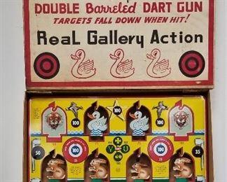 huge Marx Shooting Gallery in box