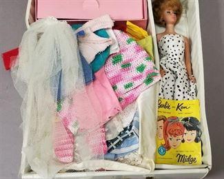 1960s Midge in case