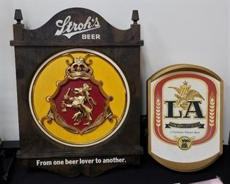 other beer signs