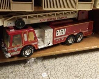Nylint Vintage Fire Truck